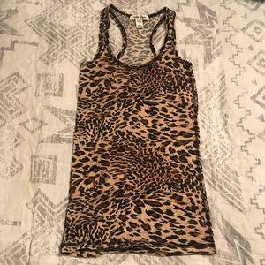 Leopard 🐆 Print Tank